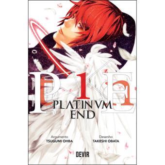 Platinum End - Livro 1