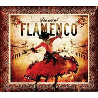 The Art of Flamenco Trilogy (3CD)