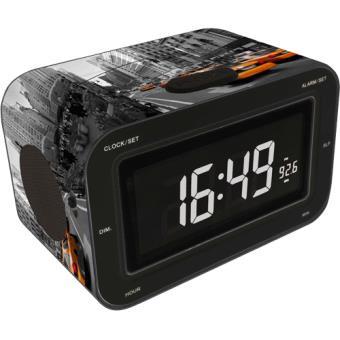 Bigben Rádio Relógio RR30NY2
