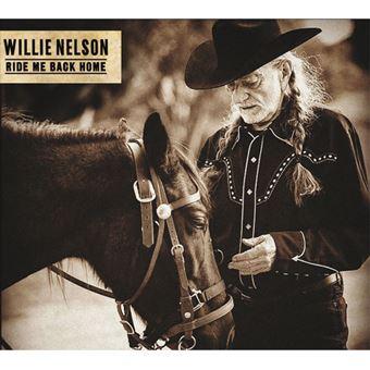 Ride Me Back Home - LP 12''