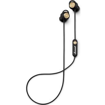 Auriculares Bluetooth Marshall Minor II - Preto