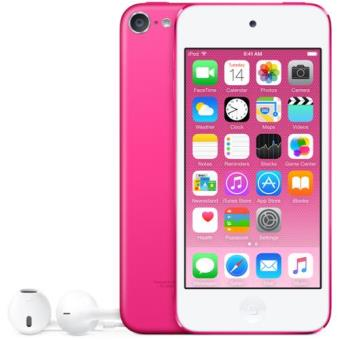 Apple iPod Touch 16GB Rosa (6ª Gen)