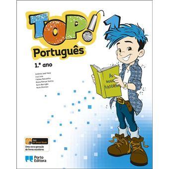 TOP! Português 1º Ano - Manual do Aluno