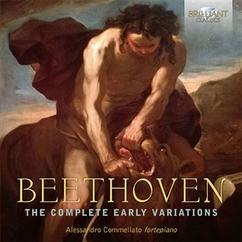 The Complete Early Variations - CD