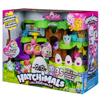 Mini Hatchimals Árvore Mágica - Concentra