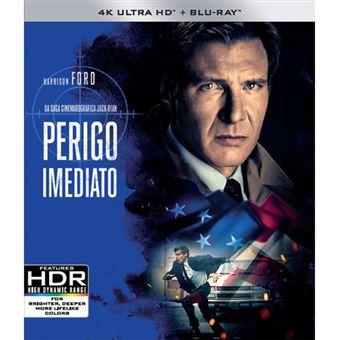 Perigo Imediato - 4K Ultra HD + Blu-ray