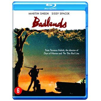 Badlands - Blu-ray Importação