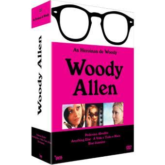 Pack Woody Allen: As Heroínas de Woody (3DVD)