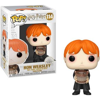Funko Pop! Harry Potter: Ron Weasley Puking Slugs with Bucket - 114