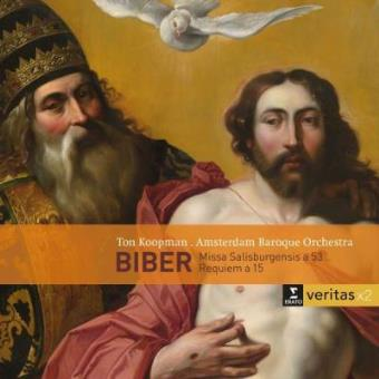 Biber | Missa Salisburgensis (2CD)