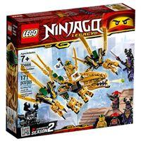 LEGO NINJAGO 70666 Dragão Dourado