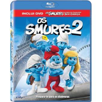 Os Smurfs 2 + A Lenda do Cavaleiro