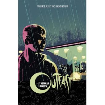 Outcast - Book 2: A Vast and Unending Ruin