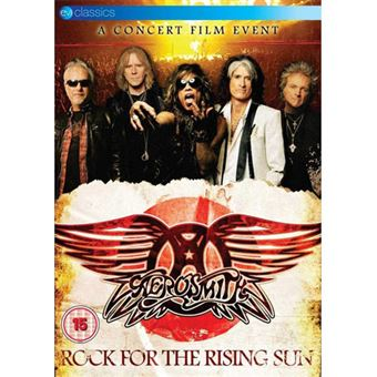 Rock for The Rising Sun - DVD