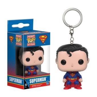 Funko Pop! Porta-chaves Superman