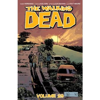 The Walking Dead - Book 29: Lines We Cross