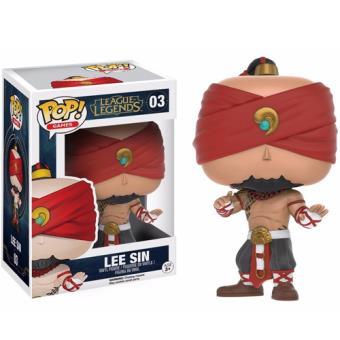 Funko: League of Legends - Lee Sin - 3
