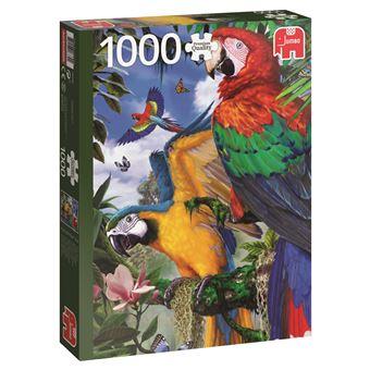 Puzzle Papagaios - 1000 Peças