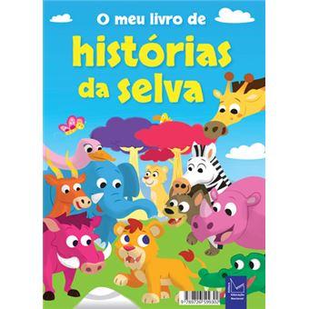 O Meu livro de Histórias da Selva