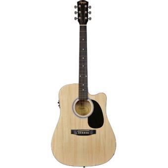 Guitarra Electro-Acústica Squier SA-105CE NAT