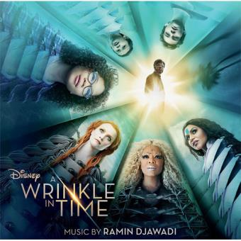 BSO A Wrinkle in Time - CD