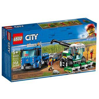 LEGO City Great Vehicles 60223 Transporte de Ceifeira