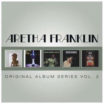 Original Album Series Vol.2 (5CD)