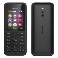Telemovel Nokia 130 Dual Sim - Preto