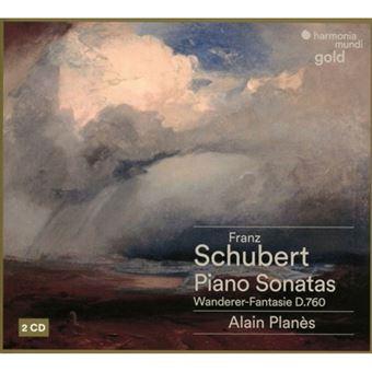 Schubert: Piano Sonatas - 2CD