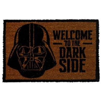 "Star Wars - Tapete de Porta Darth Vader ""Welcome to the Darkside"""