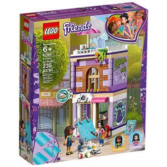 LEGO Friends 41365 Ateliê da Emma
