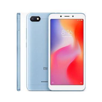 Smartphone Xiaomi Redmi 6A - 16GB - Blue