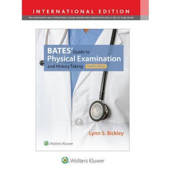Bates' guide to physical examinatio