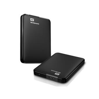 Western Digital Elements Portable 1TB - 2,5''