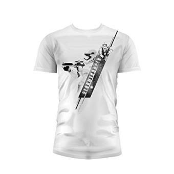 T-Shirt-Star Wars-Troper Blaster (L)