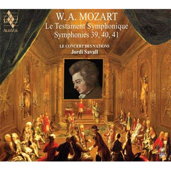 Mozart: Le Testament Symphonique - 2SACD