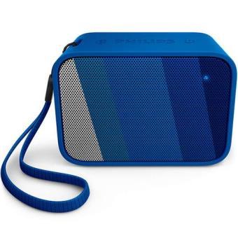 Philips Coluna Wireless PixelPop BT110 (Azul)
