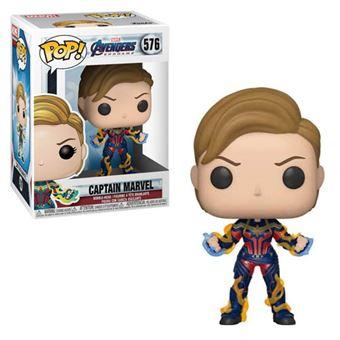 Funko Pop! Avengers Endgame: Captain Marvel New Hair - 576