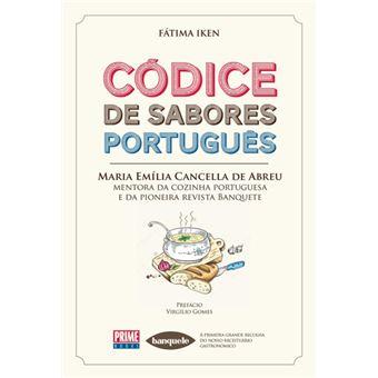Códice de Sabores Portugues