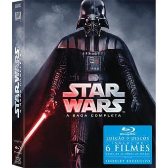 Star Wars: A Saga Completa - Edição Darth Vader