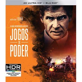 Jogos de Poder: O Atentado - 4K Ultra HD + Blu-ray