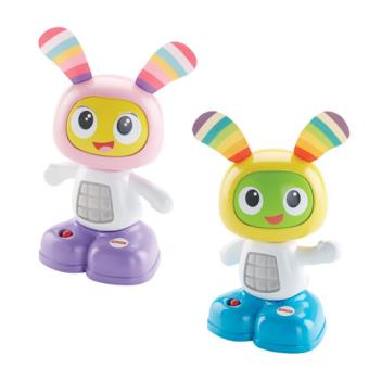 Mini BeatBo e Mini BeatBelle - Fisher-Price - Envio Aleatório
