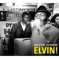 Elvin! - CD