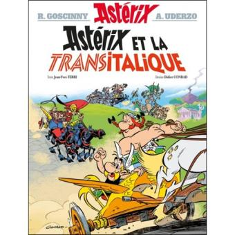 Astérix - Livre 37: Astérix et la Transitalique