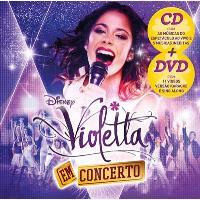 Violetta em Concerto (CD+DVD)