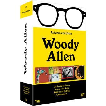 Pack Woody Allen: Autores em Crise (4 DVD)