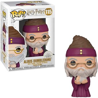 Funko Pop! Harry Potter: Albus Dumbledore with Baby Harry - 115