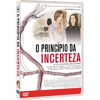 O Principio da Incerteza - DVD
