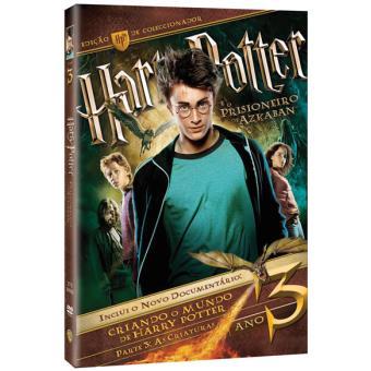 Harry Potter e o Prisioneiro de Azkaban - Edição de Colecionador