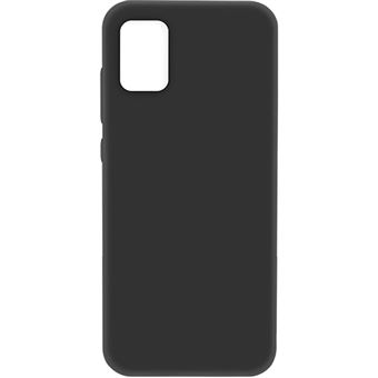 Capa 4-OK Slim Colors para Samsung Galaxy A71 - Preto